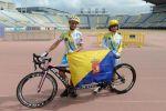 Lucas Bravo de Laguna respalda la presencia de Pili Suárez y Misha Sekulova en el Paracycling Bizkaiko Bira