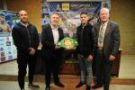 Gran Canaria acoge, por primera vez en la historia, el combate por el cinturón junior WBC