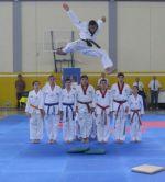 Juegos de Gran Canaria. Torneo de taekwondo con 156 precadetes y cadetes en el Pabellón Jesús Telo