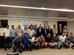 La Consejería de Deportes y la Asociación de Exjugadores de la UD inician el Proyecto Educa en Valores para erradicar la violencia en el deporte