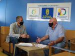 La Consejería de Deportes del Cabildo de Gran Canaria renueva el Proyecto Escuelas Lucha Canaria hasta 2023