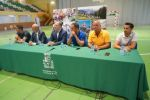 Más de 200 menores de Moya se acercan al baloncesto de mano del CB Gran Canaria