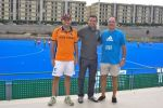 La Consejería insular de Deportes pone a punto el campo del Taburiente con una inversión de más de 500.000 euros