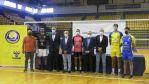 Castellano acude a la presentación del acuerdo de patrocinio de Hummel con el voleibol grancanario