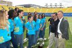 Ángel Víctor Torres felicita al IBSA CV CCO 7 Palmas por ser las mejores de España