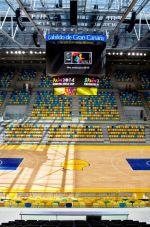 Jornada de Puertas Abiertas en el Gran Canaria Arena