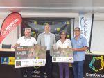 La 10ª carrera de montaña 'Ruta Doramas' irrumpe en las calles de Firgas con más de 700 corredores