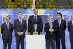 Mariano Rajoy inauguró el Gran Canaria Arena