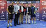 El Gran Canaria Arena acoge con el World Pádel Tour  a los mejores jugadores del mundo