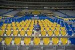 El Estadio de Gran Canaria finaliza la remodelación del graderío y aumenta su aforo hasta las 32.392 butacas
