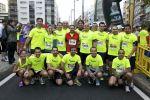 'Lucha' por equipos en la Carrera por Empresas del DISA Gran Canaria Maratón 2015
