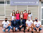 Gran Canaria consigue cuatro pases olímpicos y se convierte en base de entrenamiento preolímpico de vela