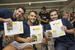 El Cabildo de Gran Canaria reconoce la labor de los voluntarios del DISA Gran Canaria Maratón