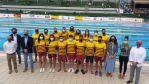 Francisco Castellano participa en la presentación del Campeonato de España de Natación que organiza el CN Metropole