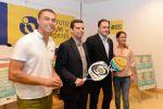 El Cabildo respalda el tenis playa como atractivo turístico-deportivo para Gran Canaria