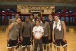 Lucas Bravo de Laguna da la bienvenida a Gran Canaria a la selección norteamericana de baloncesto