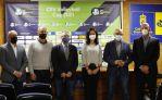 Presentación de la CEV Volleyball Cup en el Centro Insular de Deportes