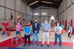 La Consejería de Deportes aporta 108.000 euros a la Federación de Gimnasia de Gran Canaria