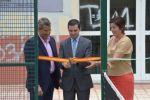 La Consejería insular de Deportes aporta 60.000 euros para una nueva cancha de pádel en Firgas