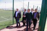 La Consejería Insular de Deportes invertirá otros 30.000 euros para mejorar las infraestructuras deportivas en Gáldar
