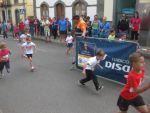 Juegos de Gran Canaria. La IX Carrera de Valleseco se cerró con éxito en su primera edición urbana