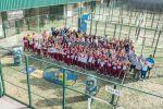 La X edición del Programa Pádel Gran Canaria culmina con la participación de 210 menores de 6 centros escolares de la isla