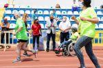 170 atletas con discapacidad intelectual participan en el XII Campeonato de Atletismo Civitas en la Ciudad Deportiva de Gran Canaria