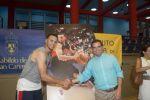 Stephen Curry se incorpora a la galería de famosos del Gran Canaria Arena