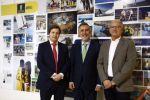 El Cabildo de Gran Canaria, el Herbalife Gran Canaria y la ACB esbozan un proyecto común