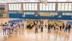 Más de 70 garrotistas participan en el I Campeonato de Lucha del Garrote Adaptada de Gran Canaria