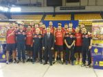 La clasificación para el Campeonato de Europa de Voleibol 2017 se decide este fin de semana en Gran Canaria