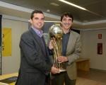 La Copa del Rey de Baloncesto empieza a rodar por Gran Canaria