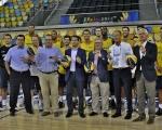 Presidente y consejeros del Cabildo de Gran Canaria renuevan sus abonos para la nueva temporada del Herbalife