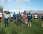 La Selección Nacional de Hungría de pentatlón moderno elige Gran Canaria para sus entrenamientos de cara a los JJOO de Tokio 2021