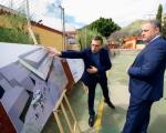 """Castellano asegura que el Centro de Formación y Tecnificación de Valsequillo será una """"joya"""" para Gran Canaria"""