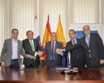 El Cabildo grancanario compromete el apoyo de la institución al Rally Islas Canarias para los próximos tres años