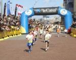 Más de 10.000 personas disfrutan de la jornada previa a las 3 grandes carreras del DISA Gran Canaria Maratón 2015