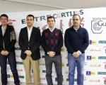 """650 corredores participan en la 4ª carrera """"Entre Cortijos"""" que se celebra en Santa María de Guía"""