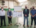 La Consejería de Deportes y el Ayuntamiento de Ingenio inician las obras de mejora del Polideportivo Pedro Padilla