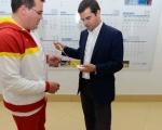 La Consejería insular de Deportes allanará el camino de Jorge Montesdeoca hacia las Paraolimpiadas de Río de Janeiro