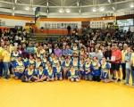 La Escuela de Lucha Canaria cierra su primera edición creando cantera con más de 7.000 jóvenes