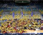 Miles de escolares participaron en el XVI Torneo Escolar de Gran Canaria Rebumbio 3x3