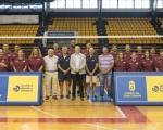 El IID forma a 18 personas para entrenadores de voleibol de Primera División