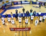 La Consejería de Deportes felicita CB femenino Spar Gran Canaria Júnior tras proclamarse campeón de España en Huelva