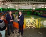 El IID elevará la inversión para la reforma integral del Polideportivo Vega de San Mateo