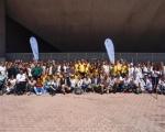 'JuegosDVida' cosecha un gran éxito entre más de 25  asociaciones deportivas y colectivos sociales