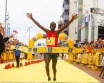 DISA Gran Canaria Maratón 2015, el maratón de los récords