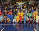 La Consejería de Deportes fomenta el baloncesto base como valor de futuro