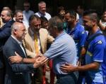 Ángel Víctor Torres espera ser un consejero de primera, igual que la UD Las Palmas, para lo que se entregará de lleno