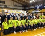 La Copa de la Reina de Voleibol se disputa, por tercera vez, en Gran Canaria